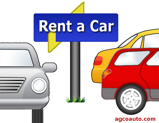 Renting a vehicle is far less expensive than bad auto repair
