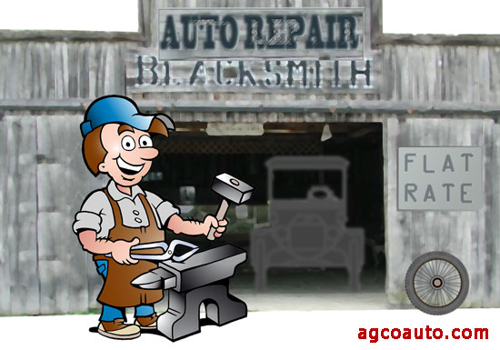 Auto repair is still much as it was in the beginning