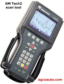General Motors Tech II factory scan tool