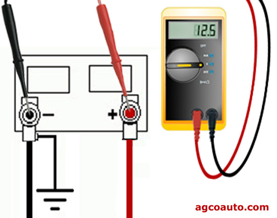 Determine Battery Voltage First