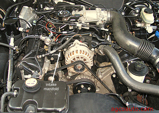 AGCO Automotive Repair Service Baton Rouge LA Detailed Auto – Lincoln 4.6 Liter Engine Diagram
