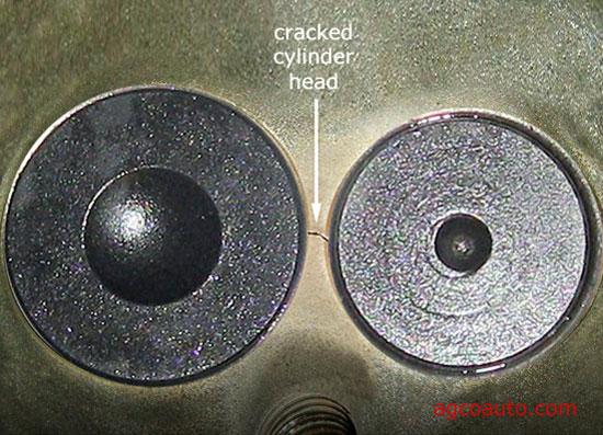 Bad Cylinder Head : Agco automotive repair service baton rouge la