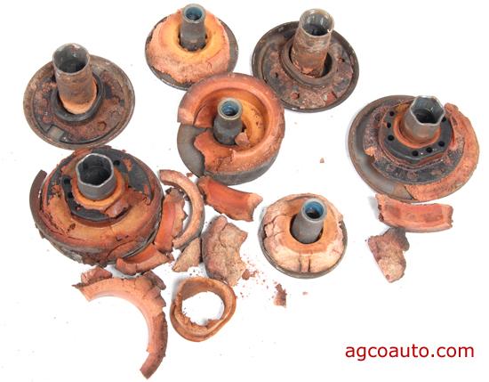 AGCO Automotive Repair Service - Baton Rouge, LA - Detailed