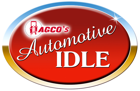Logo of the AGCO Automotive Idle contest