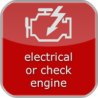 electrical repair or check engine light information