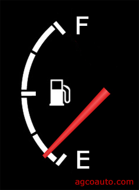 Running a tank low on fuel may damage the fuel pump