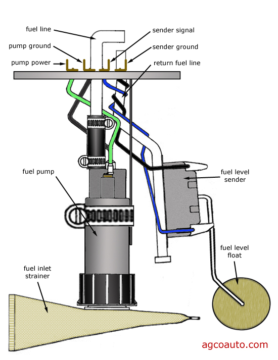 electric_fuel_pump_module agco automotive repair service baton rouge, la detailed auto electric fuel pump diagram at soozxer.org