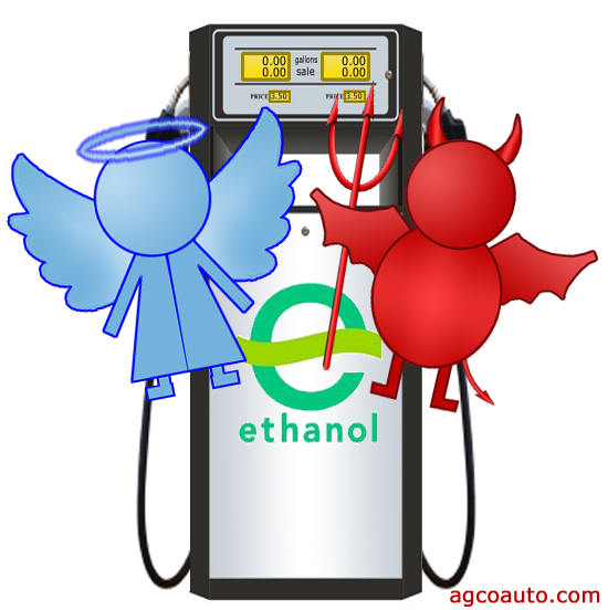 Ethanol is neither all good nor all bad