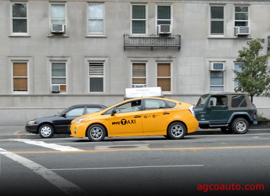 Electric taxis are not a new idea for New York City