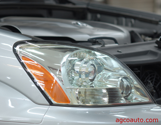 HID headlights are very expensive to replace