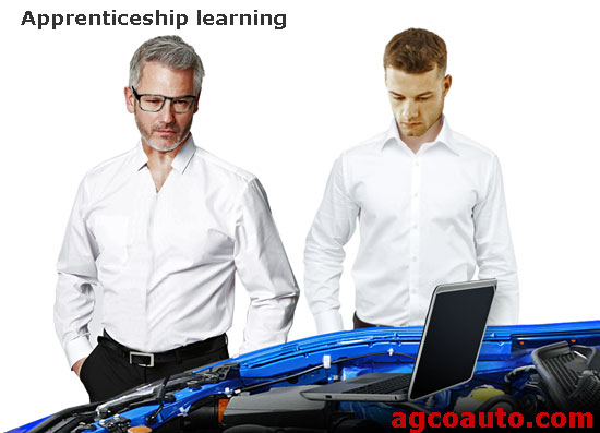 After school and internship is needed to sharpen skills