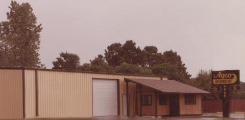 02c. 1979 North Foster shop