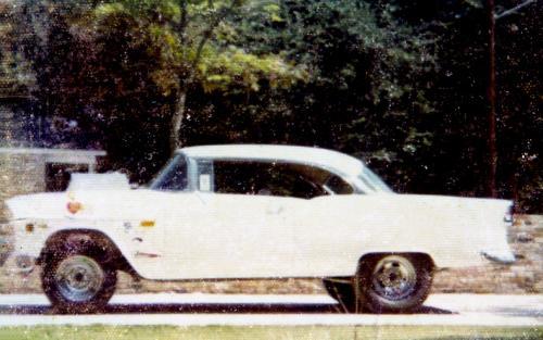 00. Louis' First Car