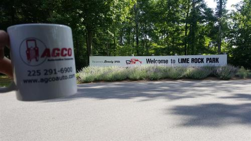 AGCO at Limerock Park!