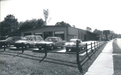 04. North Foster Shop in 1984