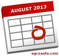 Track our hours, holidays and vacation with the interactive AGCO calendar