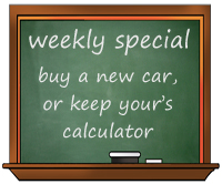 How much will another car save or cost you
