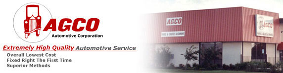 Click to return to AGCO Automotive Home Page
